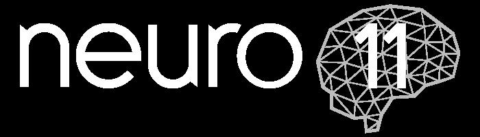 neuro11 logo white